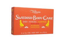 Swedish Body Care - Hjortron 4-pack (4x70g)