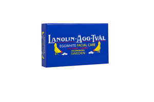 Lanolin Eggwhite Facial Soap 100x15g