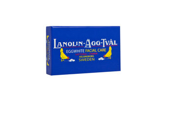 Lanolin Eggwhite Facial Soap 100x15g