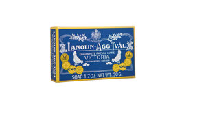 Lanolin Eggwhite Facial Soap US 25g