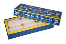 Lanolin Eggwhite Facial Soap US 14x6-pack (6x50g)